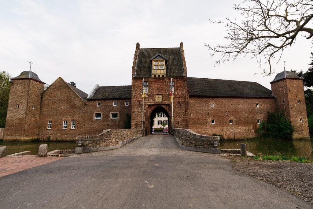 Hochzeitslocation Burg Heimerzheim
