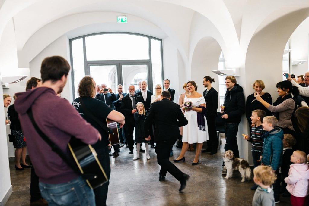 Hochzeit im Alten Rathaus in Bonn