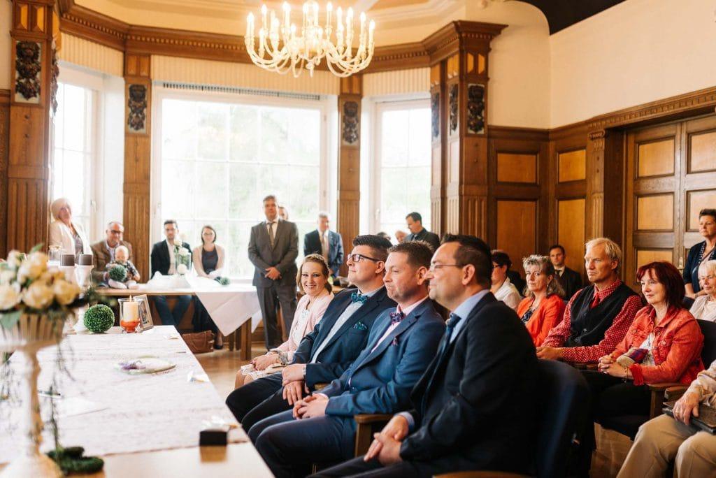 Hochzeit im Rathaus Rheinbach